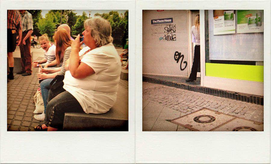 Venue d'un visage 15/07/2011