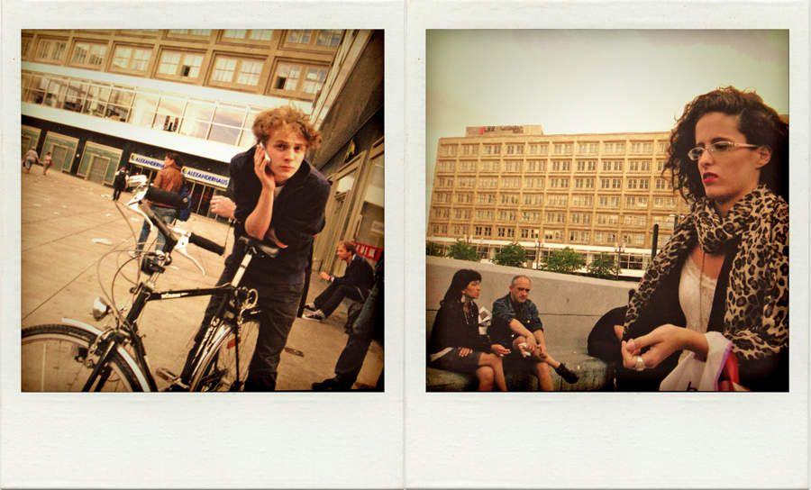 Venue d'un visage 14/07/2011