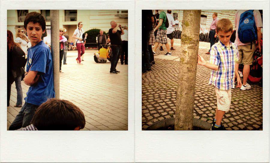 Venue d'un visage 11/07/2011