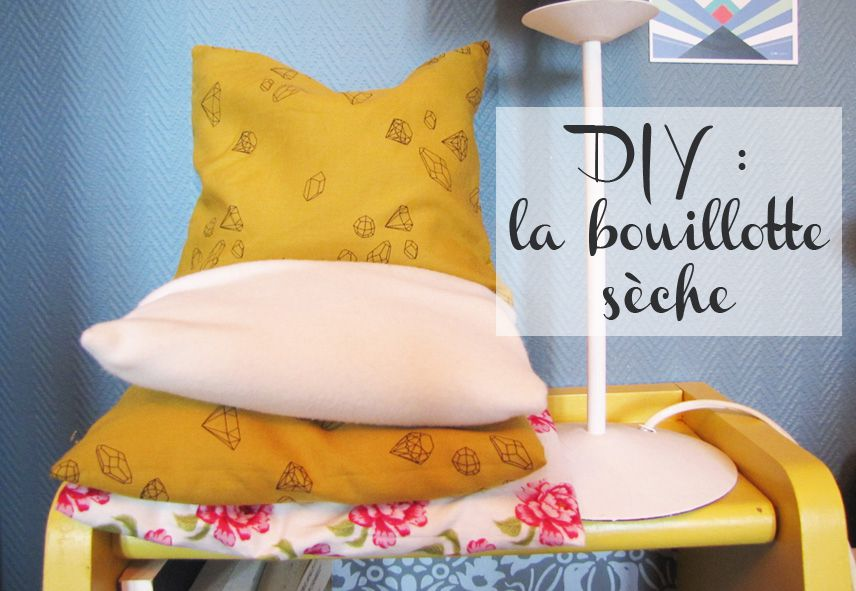 DIY une bouillotte sèche