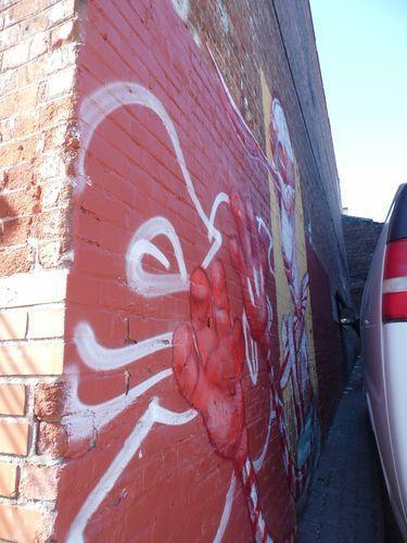 Canada  - Les fresques  murales - 2