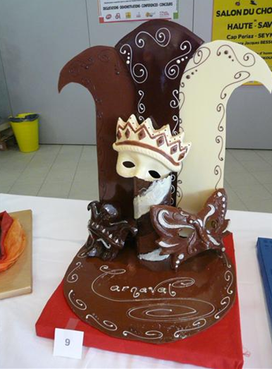 Le chocolat - 1