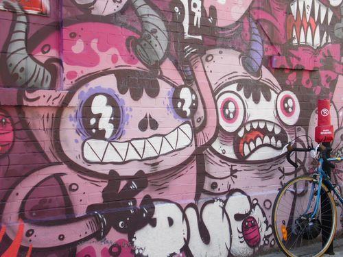 Rue Duluth, un amalgame de personnages