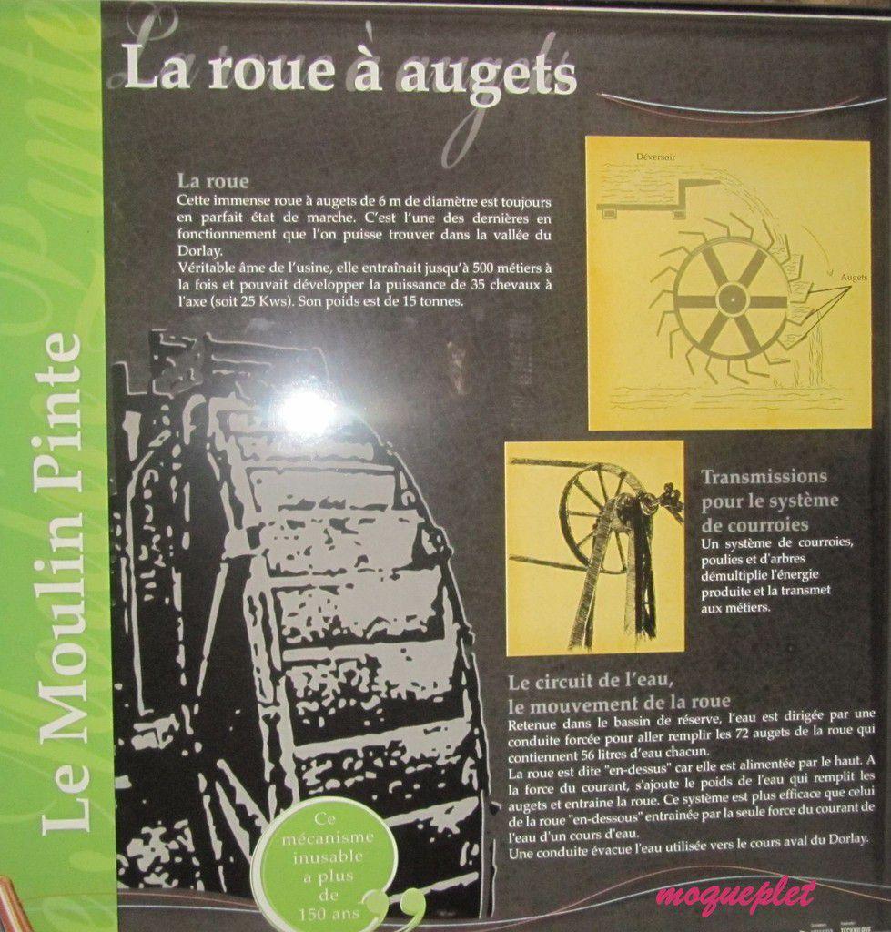 En France - visite de la Maison des tresses et.....