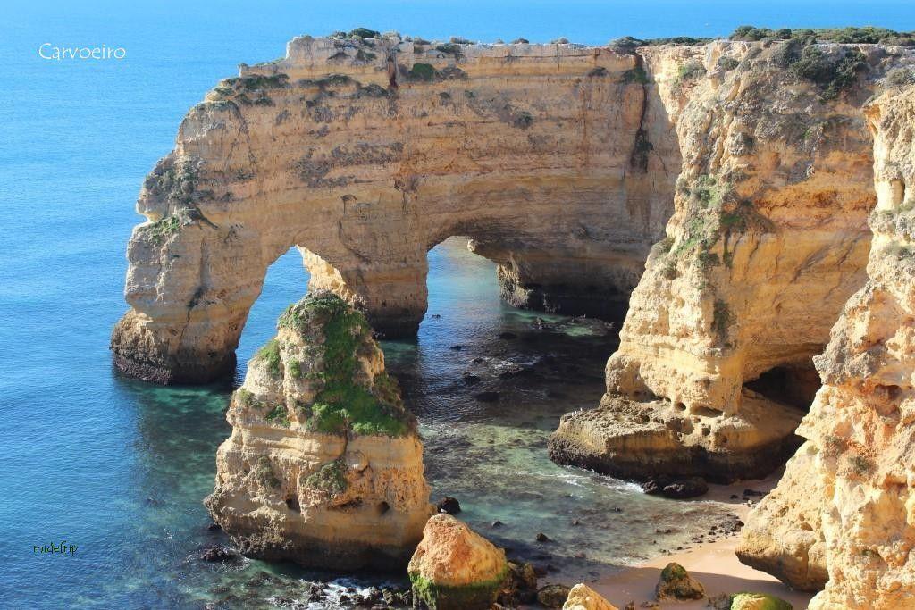 Le Portugal - Evoramonte - Le Faro - Carvoeiro - 3
