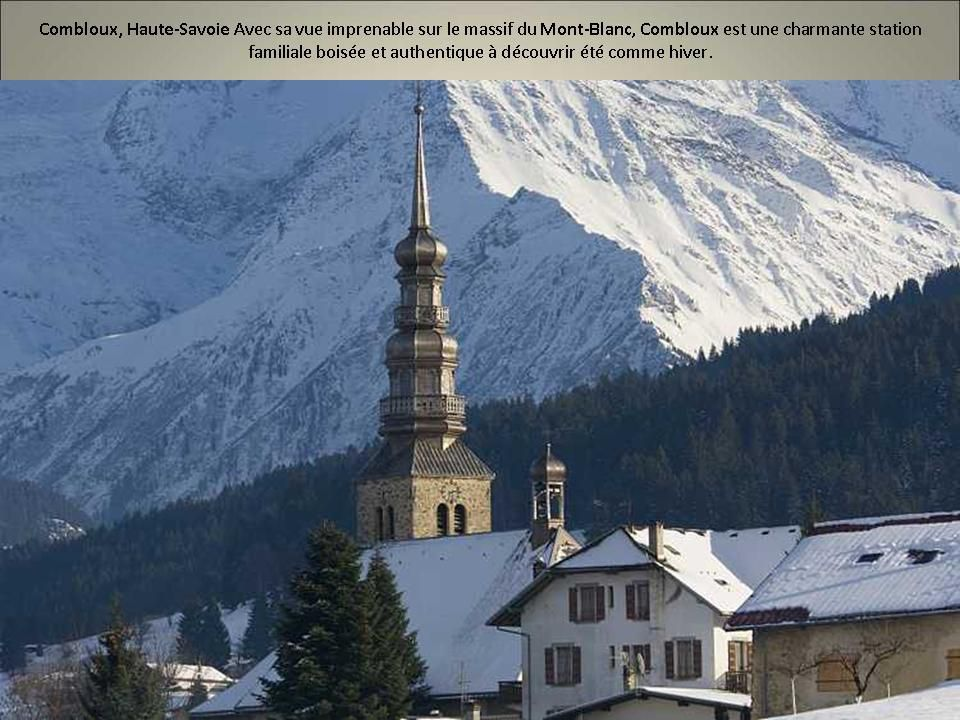 Divers - Les plus beaux villages de montagne