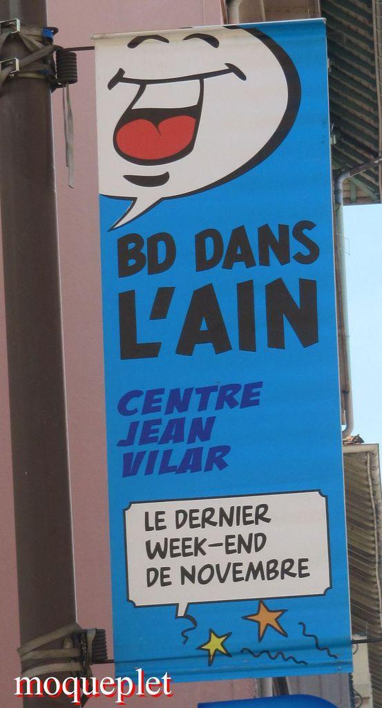 La France - Un jour de ballade - La BD