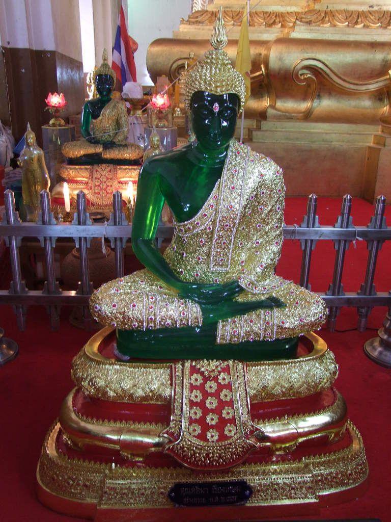La Thaïlande - quelques monuments - 2