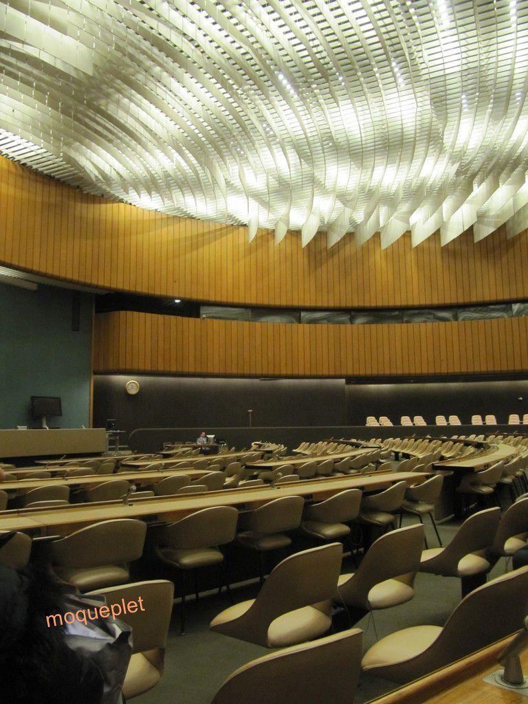 Suisse - Visite de l'ONU Genève - 2