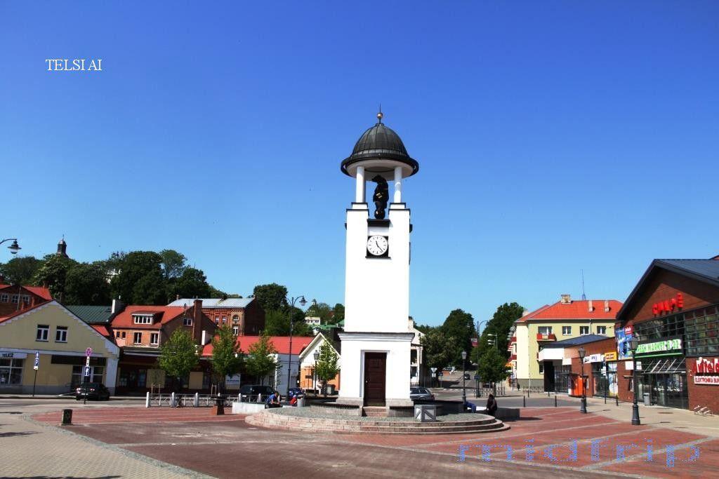 Pays étranger - La Lituanie-2