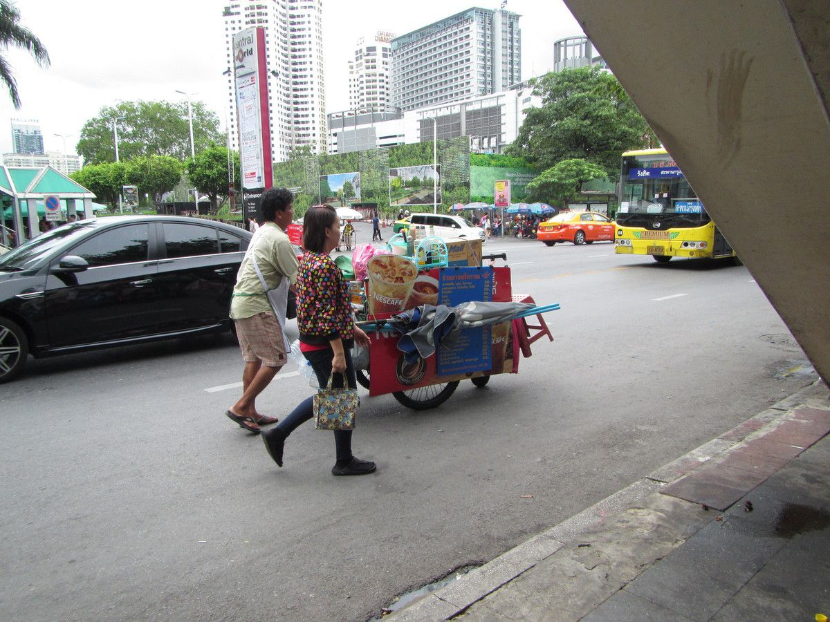 Pays étranger - La Thaïlande - 1