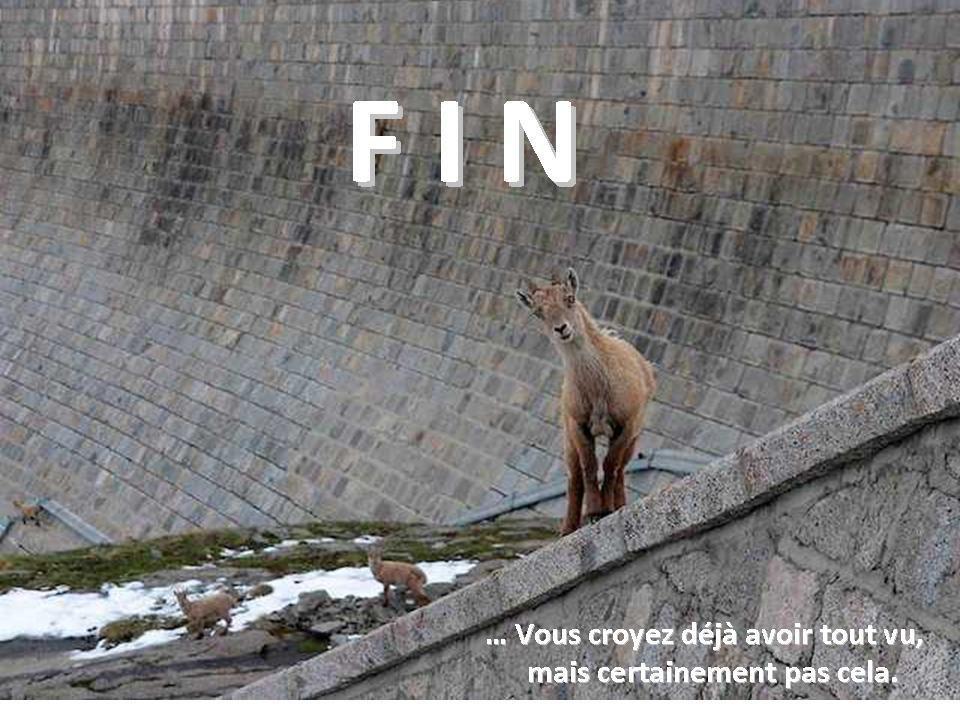Pays étranger - un barrage en italie