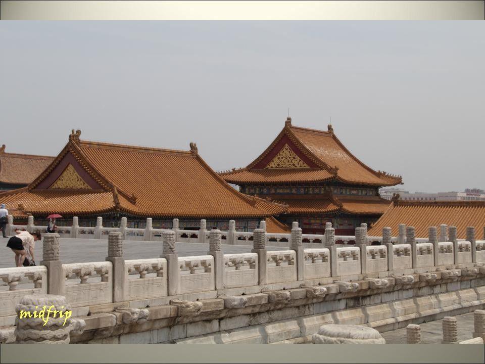 Pays étranger - Passage en Chine -  2