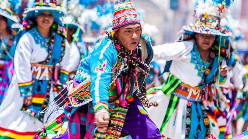 Divers - Carnaval de Bolivie - 4