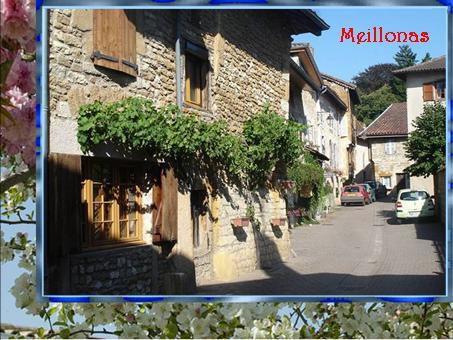 La France - Villages de l'Ain - 2