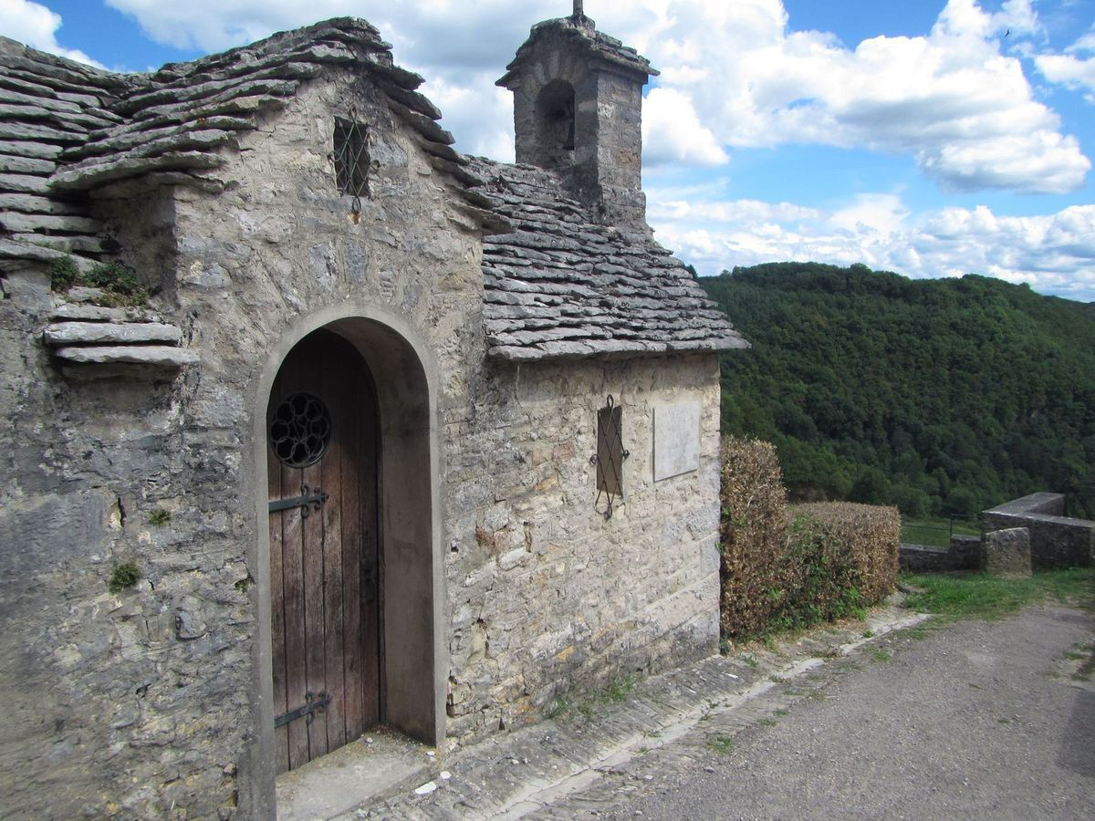 La France - Château Chalon - 2