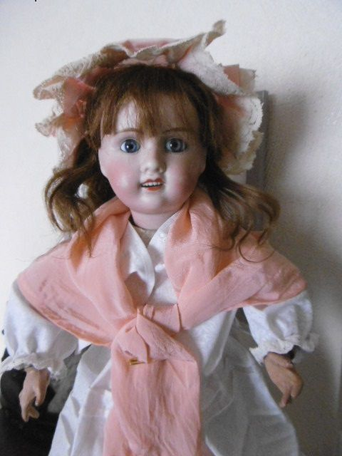 POUPEE ANCIENNE LIANE DE JULES VERLINGUE