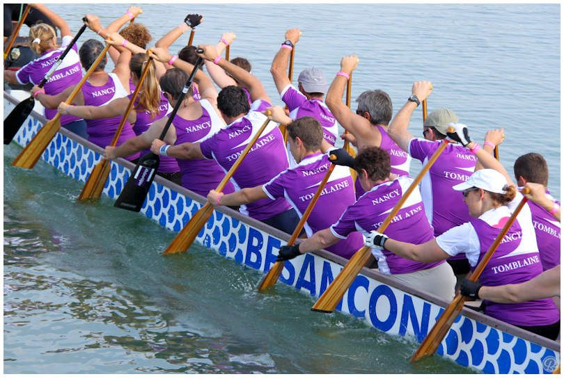 Championnat de France de Dragon Boat