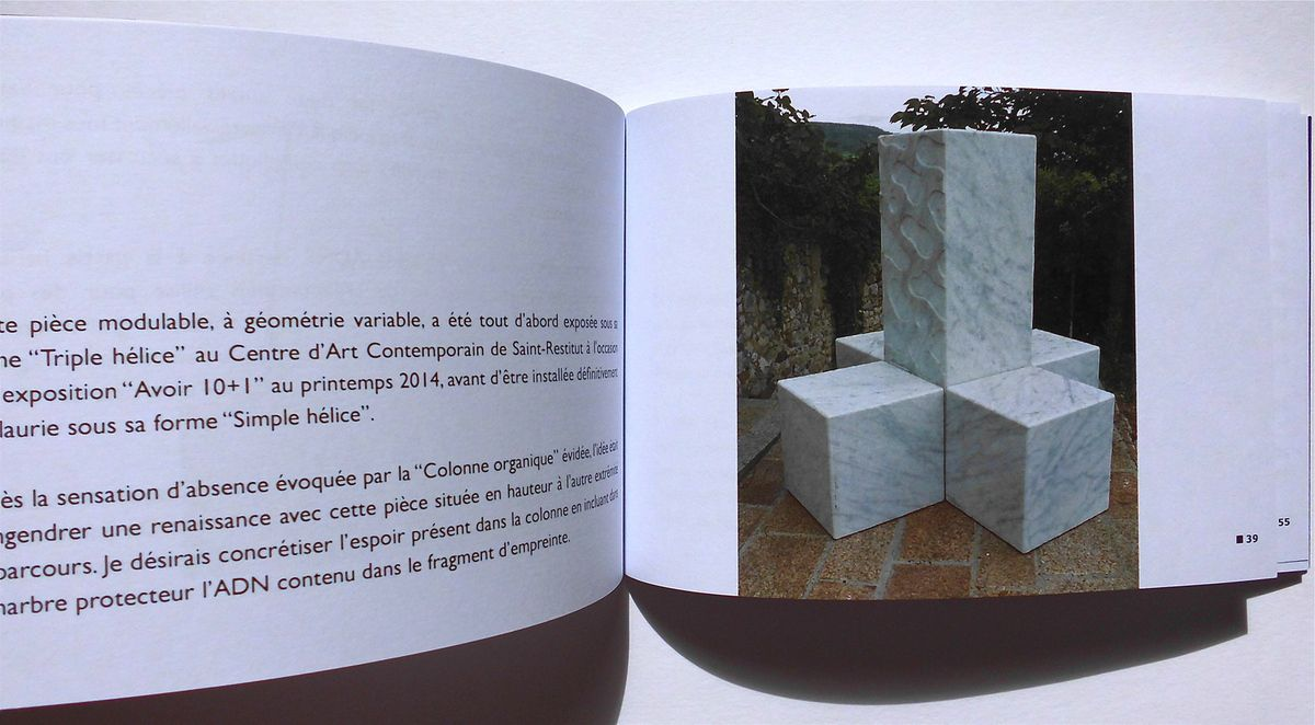 LE LIVRE - Collection LE CUBE