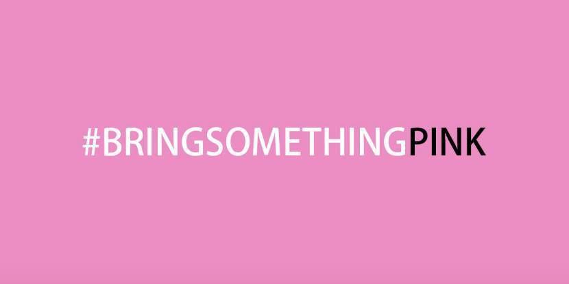 Exposition BRINGSOMETHINGPINK avec Look&amp&#x3B;Listen