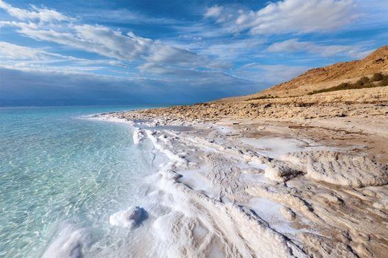 Secrets de beautés des sels et boues de la mer Morte