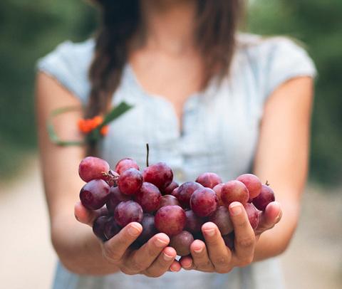 Secrets de beautés des pépins de raisin