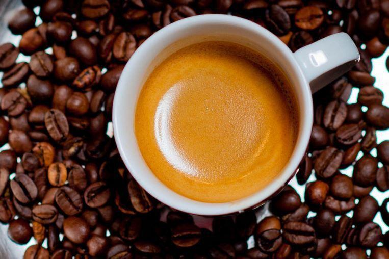 Secrets de beautés du café
