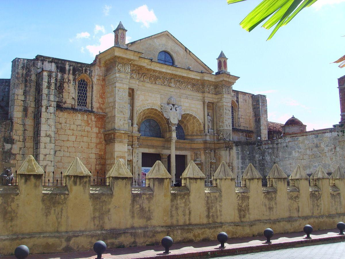 La 1ere Cathédrale des Amériques