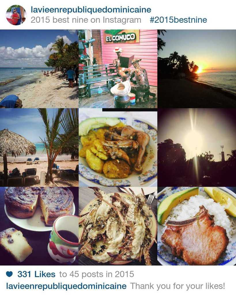 2015 best nine de La Vie en République Dominicaine