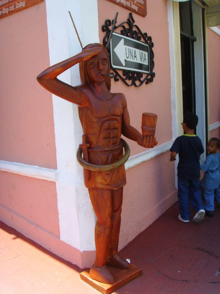 Balade à Santo Domingo: clichés au fil des rues