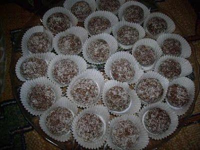 حلوى ديال الباسطة – ام بدر