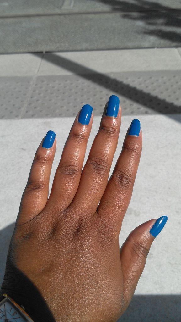 Le Bleu-violet (Indigo)