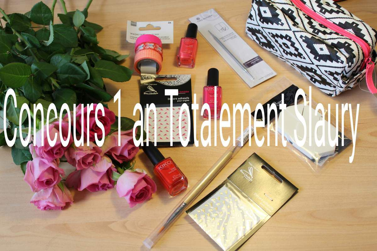 Concours 1 an Totalement Slaury