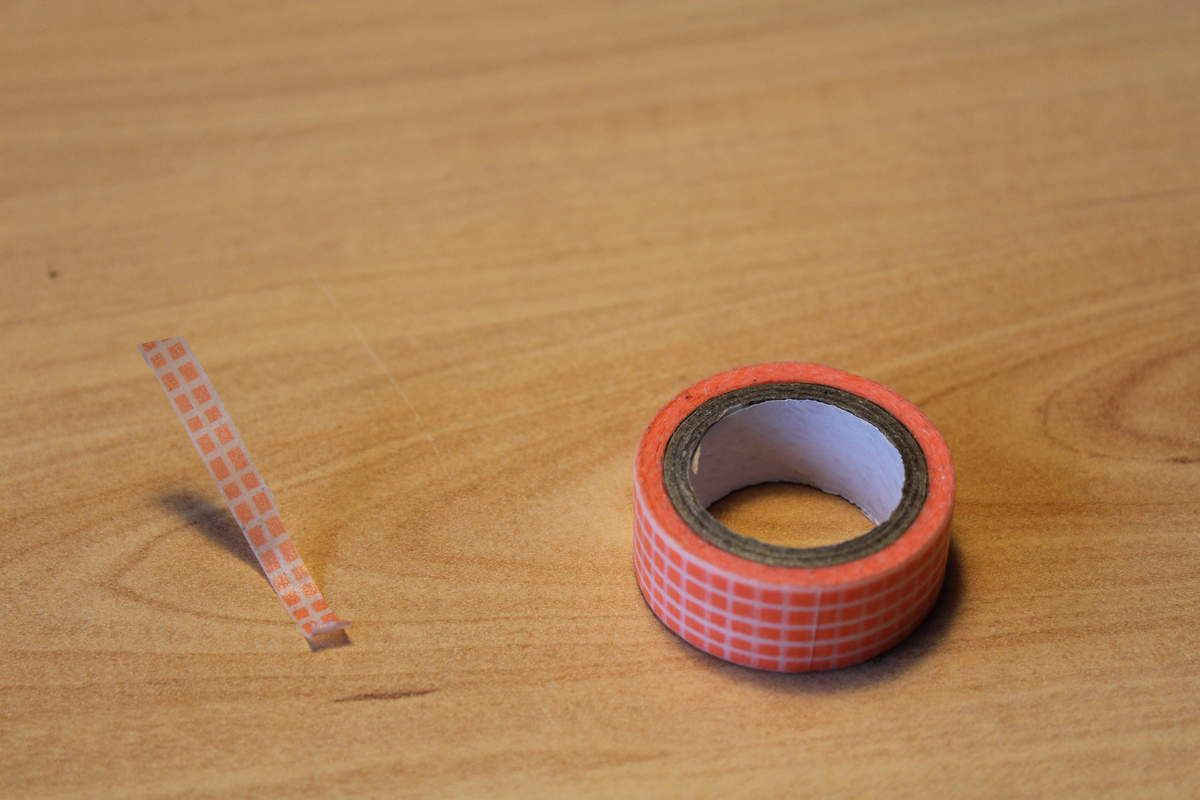 masking tape HEMA