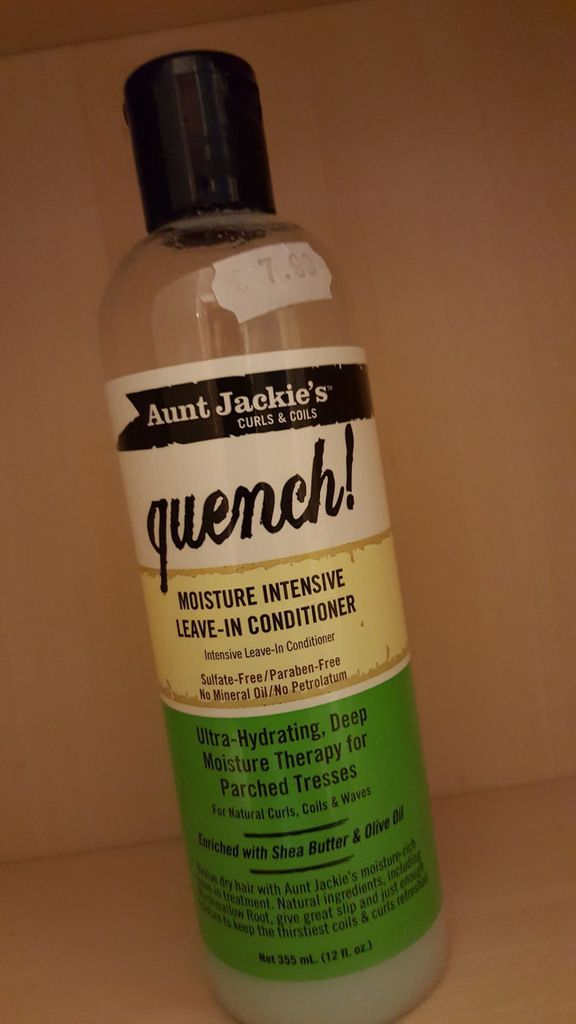 Quench! AUNT JACKIE'S