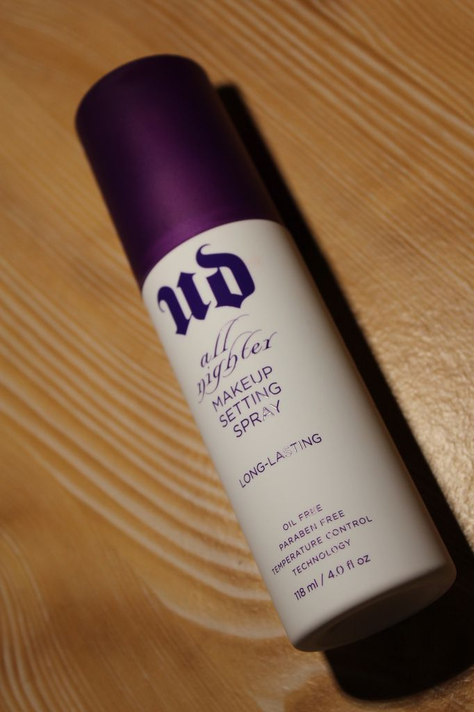 all nighter URBAN DECAY