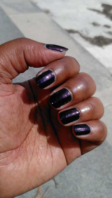 Kiko 497 pearly indian violet