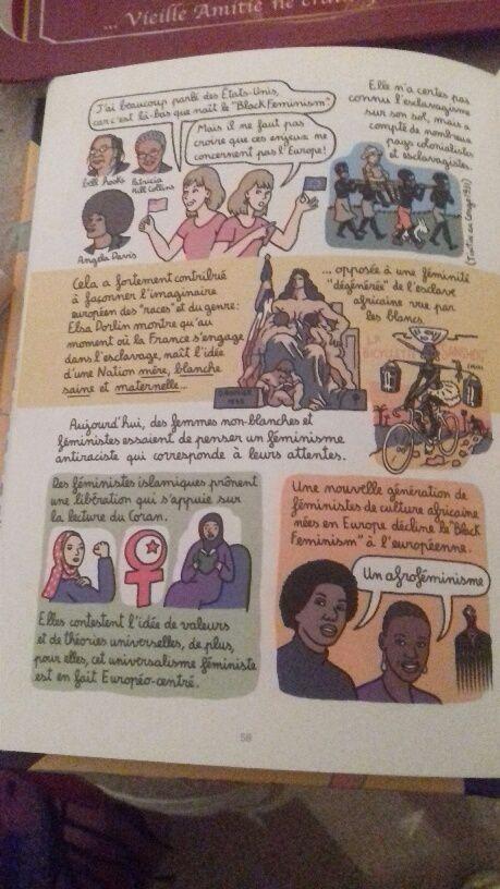 Le Féminisme à la Petite Bédéthèque des Savoirs