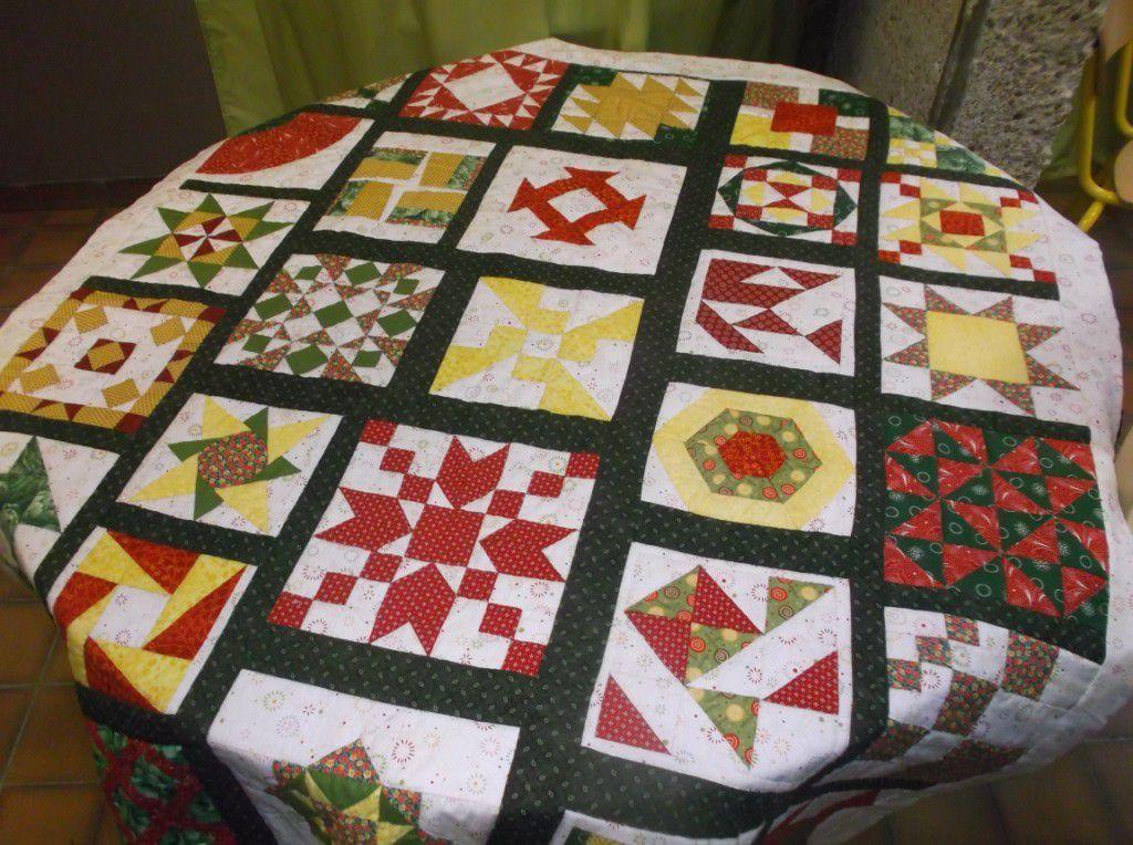 30 blocs pour 30 ans a france patchwork patch et - Modeles patchwork pour debutant ...