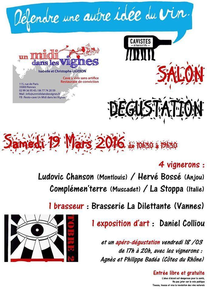 Expo sur Rennes