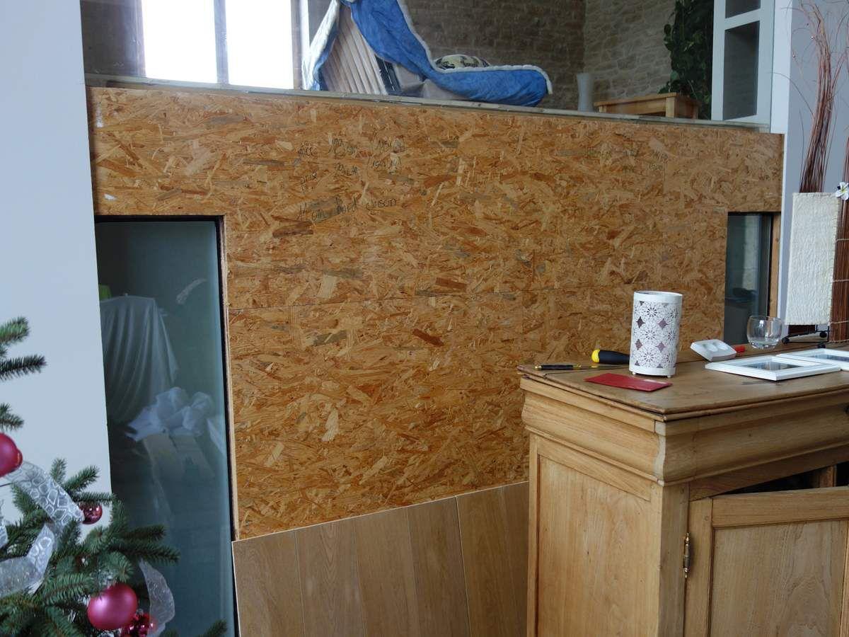 093 - Une table et un salon : vive la menuiserie !