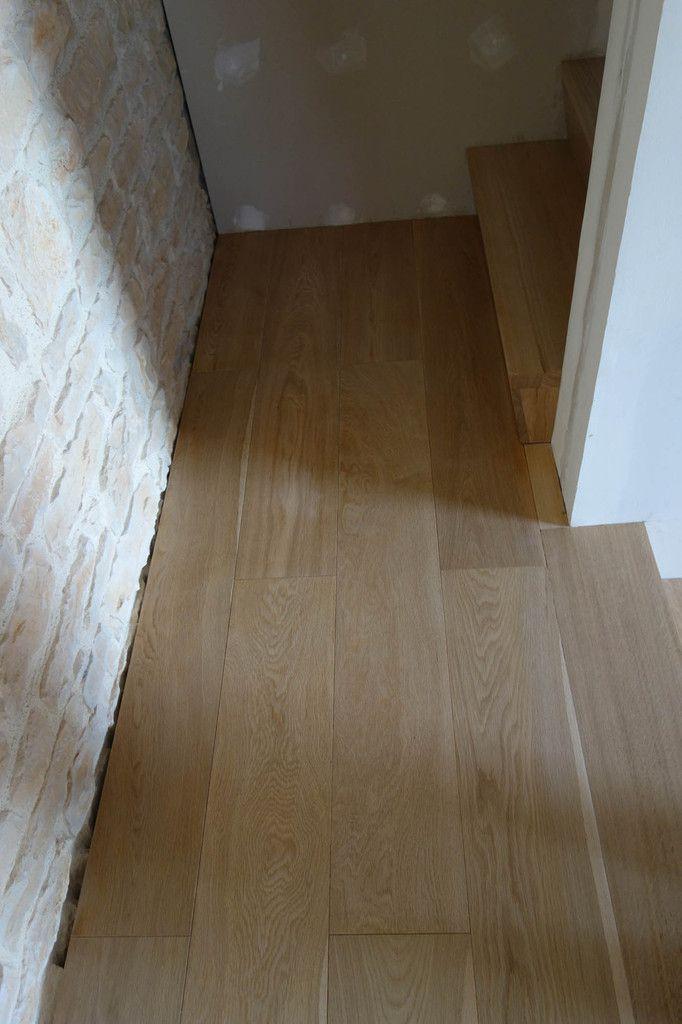 095 - Fin de l'escalier, soirée plomberie et établi !