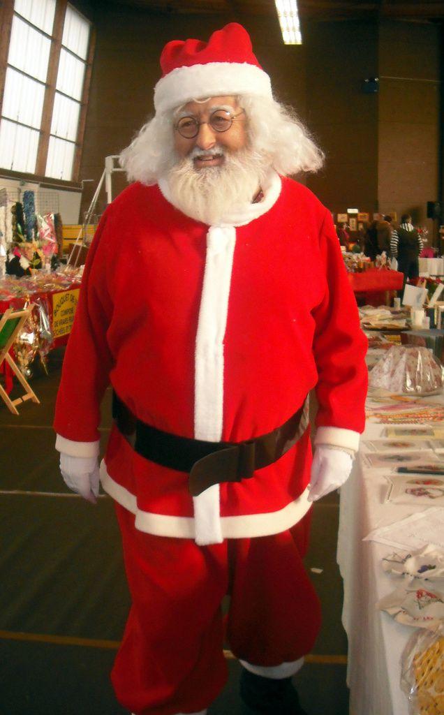 Le marché de Noël de Moëlan sur mer