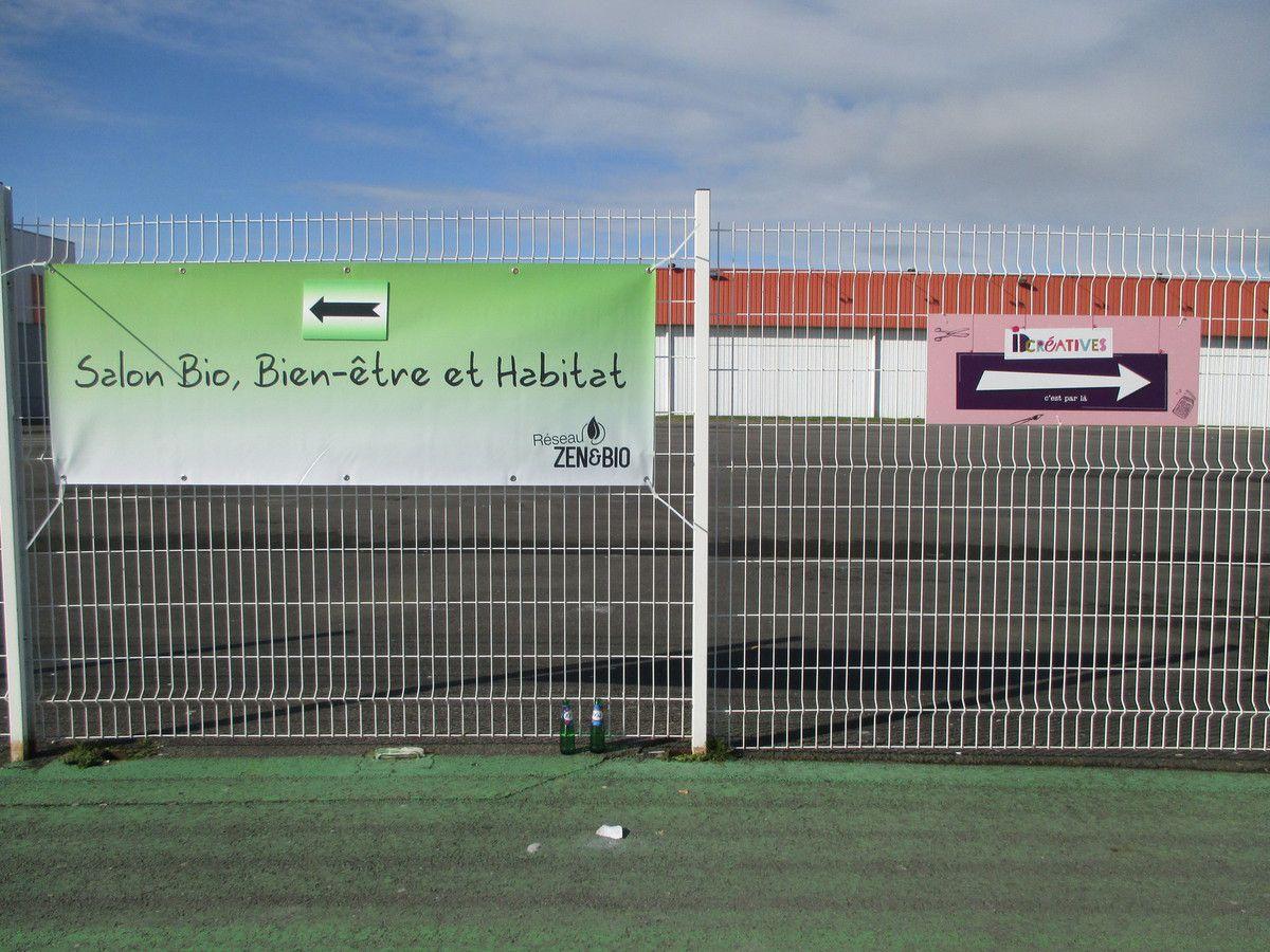 Rennes - le salon Bio