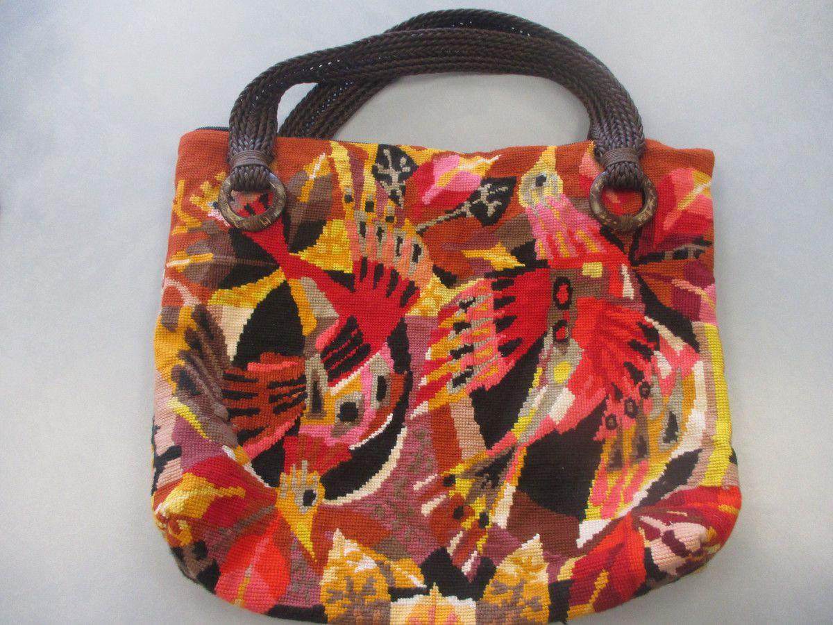 Le sac canevas de Marie