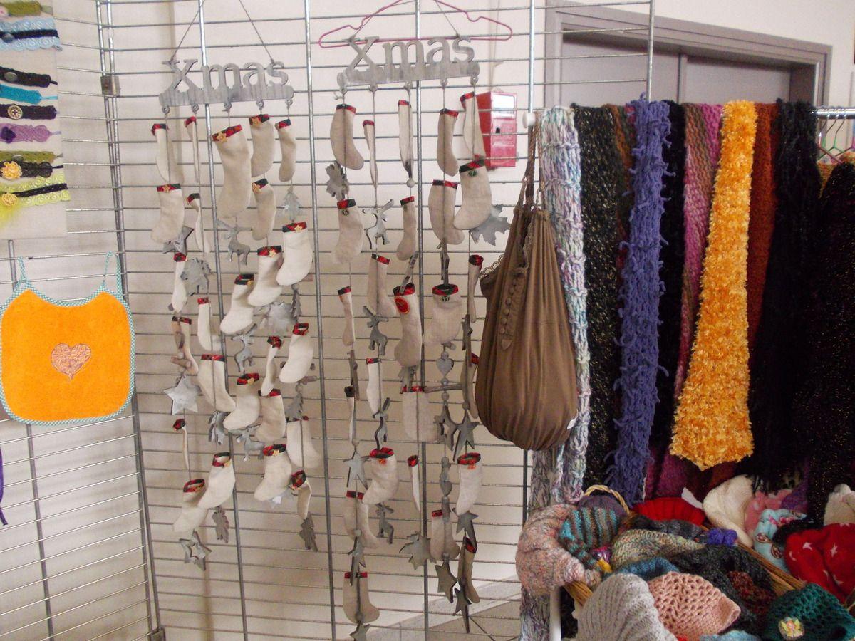 Notre expo-vente 2016 - les exposants (1)