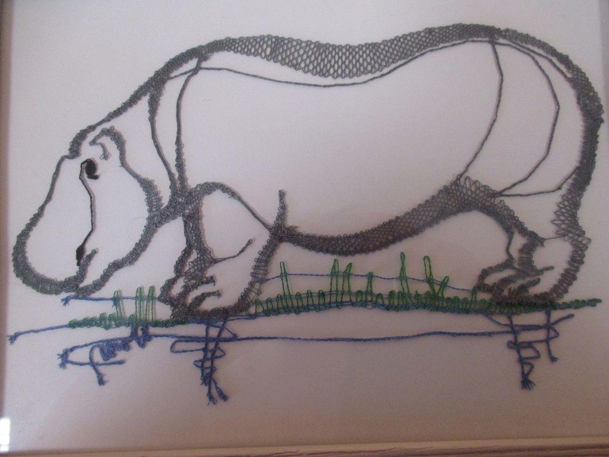 l'hippopotame de Françoise