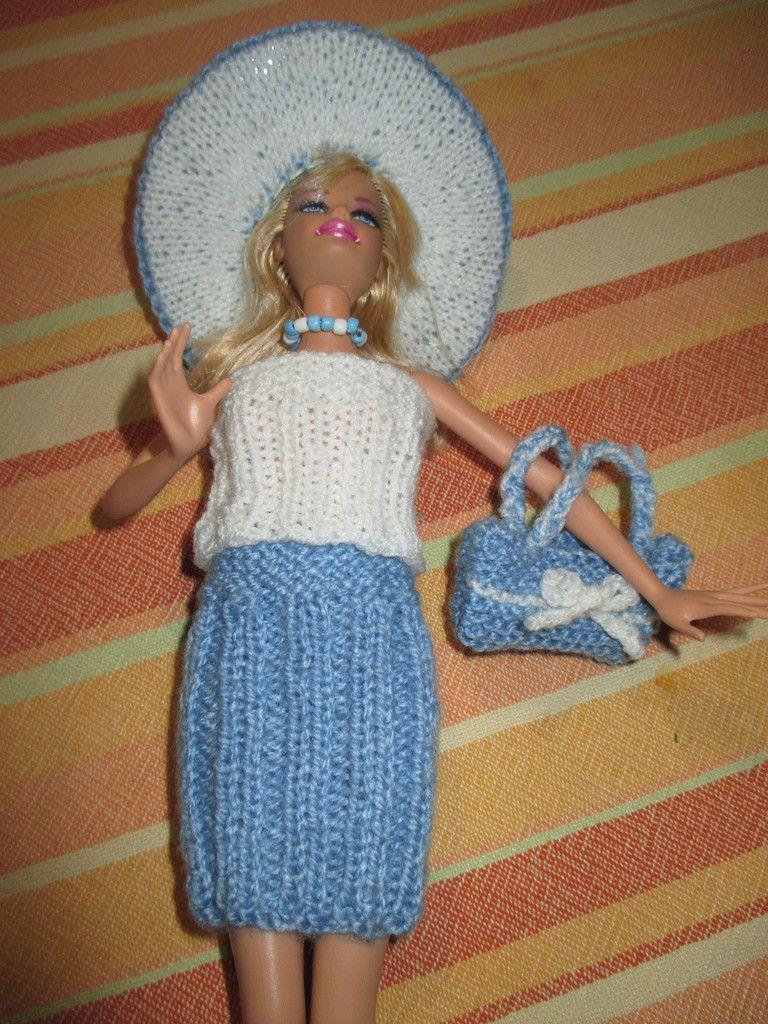 des tenues pour Barbie - suite