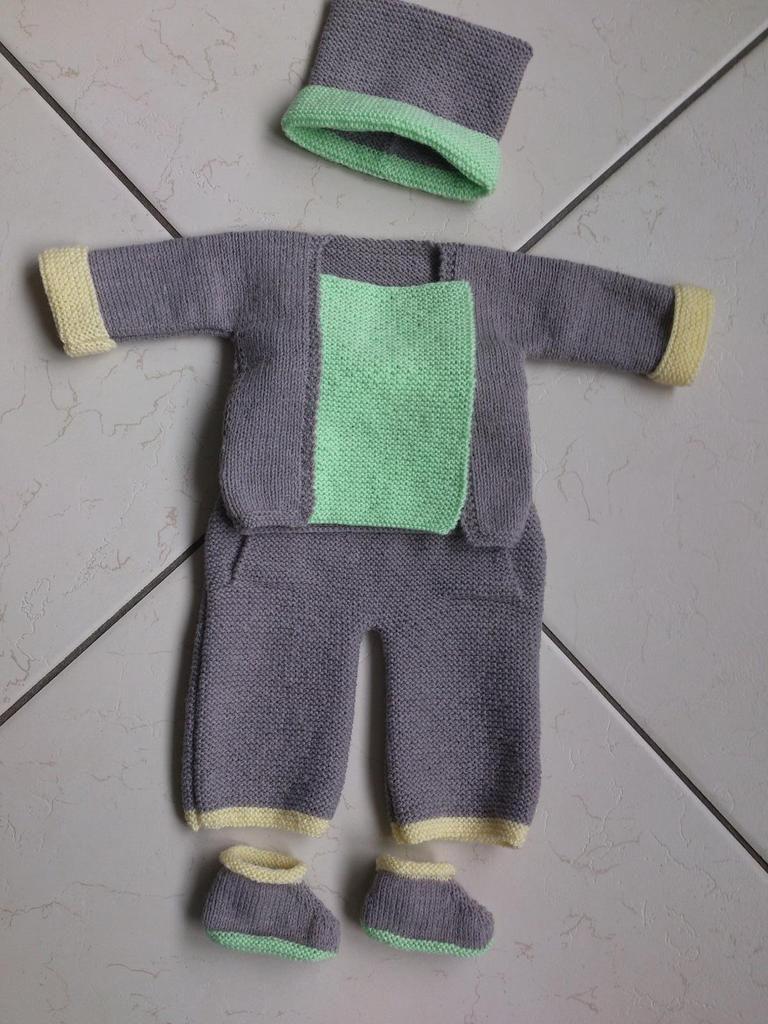 Les tricots de Marie Christine