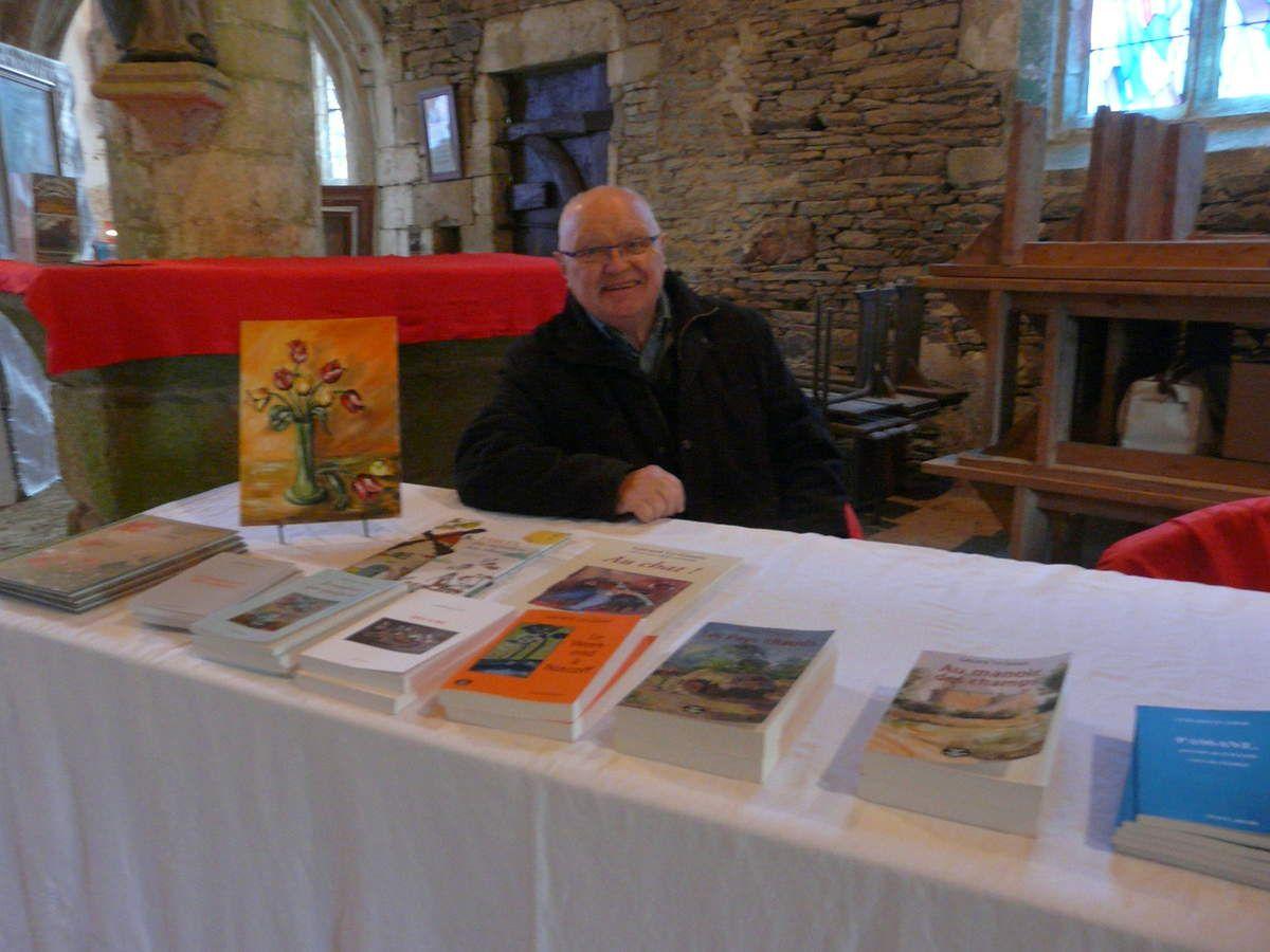 notre exposition à la chapelle St Maurice